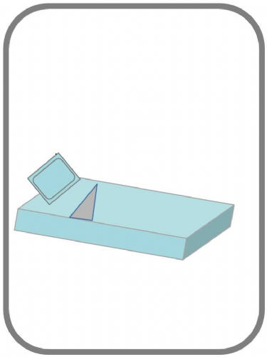 Bunk Bed Memory Foam Topper 25mm with Coolmax Cover